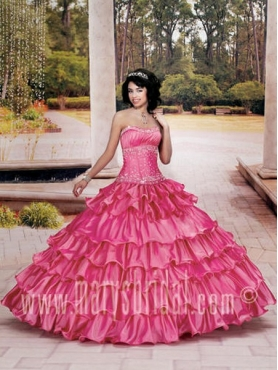 Discount Marys Quinceanera Dress Style F11 4071