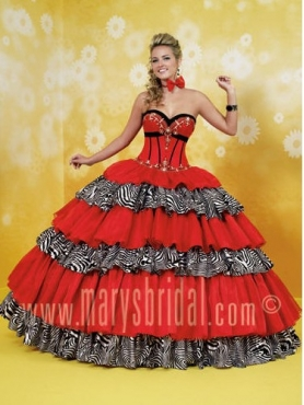 Discount Marys Quinceanera Dresses Style S114Q679