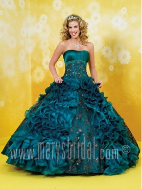 Discount Marys Quinceanera Dresses Style S114Q677