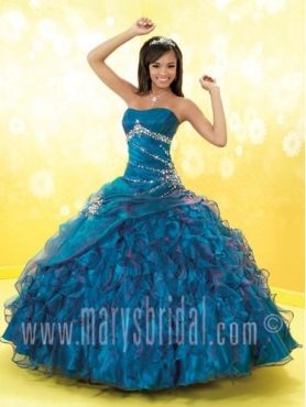 Discount Marys Quinceanera Dresses Style S114Q675