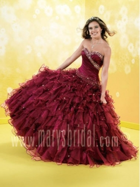 Discount Marys Quinceanera Dresses Style S114Q673