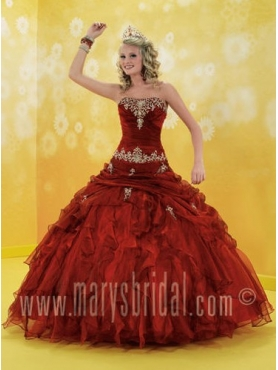 Discount Marys Quinceanera Dresses Style S114Q672