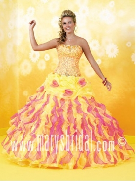 Discount Marys Quinceanera Dresses Style S114Q671