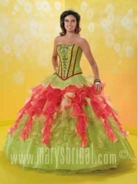 Discount Marys Quinceanera Dresses Style S114Q659