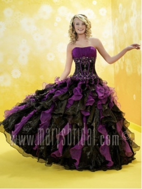 Discount Marys Quinceanera Dresses Style S114Q657