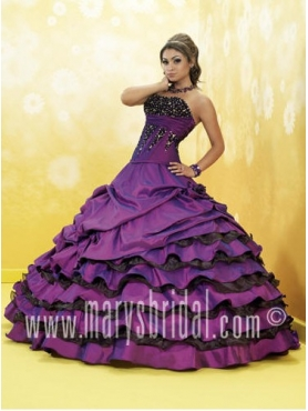 Discount Marys Quinceanera Dresses Style S114Q654