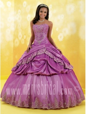 Discount Marys Quinceanera Dresses Style S114Q651