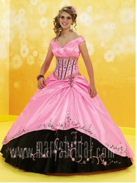 Discount Marys Quinceanera Dresses Style S114Q650