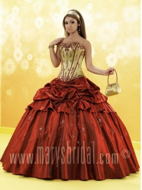 Discount Marys Quinceanera Dresses Style S114Q639