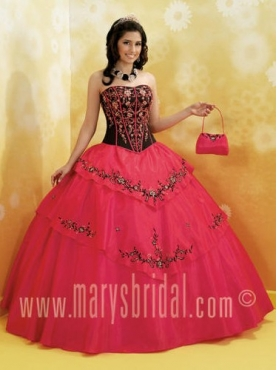 Discount Marys Quinceanera Dresses Style S114Q636