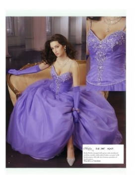 Discount Marys Quinceanera Dresses Style 4Q415