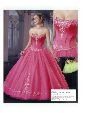 Discount Marys Quinceanera Dresses Style 4Q416