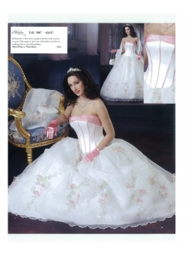 Discount Marys Quinceanera Dresses Style 4Q417