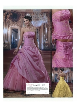 Discount Marys Quinceanera Dresses Style 4Q423