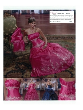 Discount Marys Quinceanera Dresses Style 4Q426