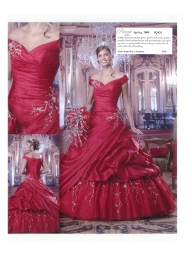 Discount Marys Quinceanera Dresses Style 4Q428
