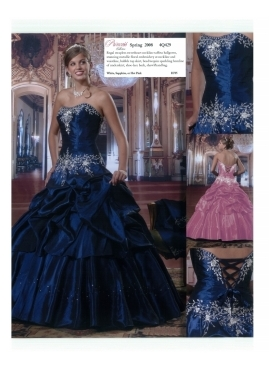 Discount Marys Quinceanera Dresses Style 4Q429