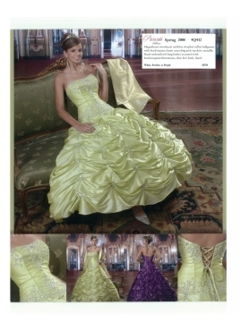 Discount Marys Quinceanera Dresses Style 4Q432