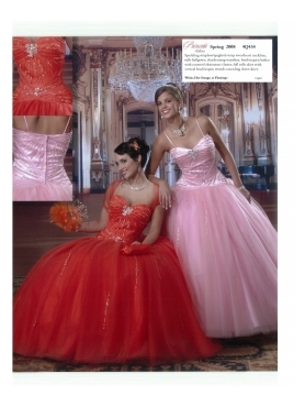 Discount Marys Quinceanera Dresses Style 4Q434