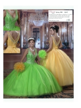 Discount Marys Quinceanera Dresses Style 4Q437