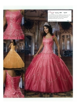 Discount Marys Quinceanera Dresses Style 4Q459