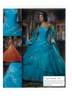 Discount Marys Quinceanera Dresses Style 4Q461
