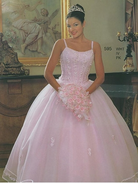 Discount Melody Quinceanera Dresses Style 595