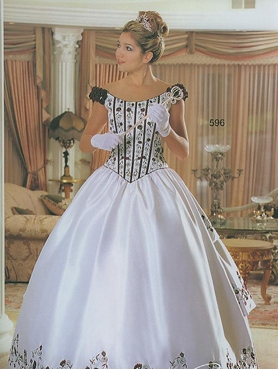 Discount Melody Quinceanera Dresses Style 596