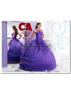 Discount Nina Resens Quinceanera Dresses Style ABI34