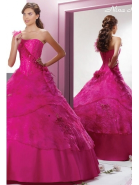 Discount Nina Resens Quinceanera Dresses Style 1212