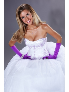 Discount Tiffany Quinceanera dresses Style 16852