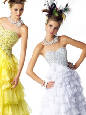 Discount Mac Duggal Quinceanera Dresses Style 2555H