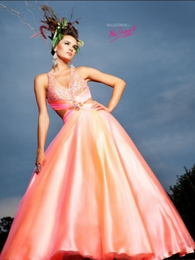 Discount Mac Duggal Quinceanera Dresses Style 4732H
