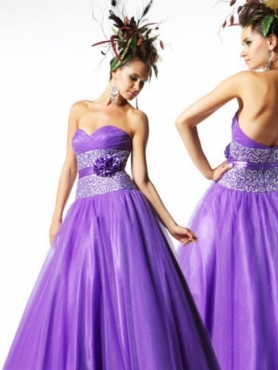 Discount Mac Duggal Quinceanera Dresses Style 4738H