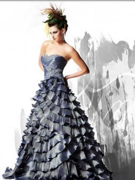 Discount Mac Duggal Quinceanera Dresses Style 4764H