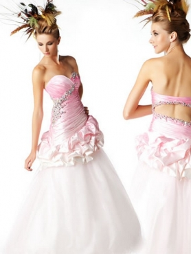 Discount Mac Duggal Quinceanera Dresses Style 6007H