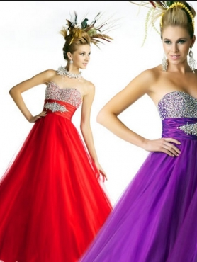 Discount Mac Duggal Quinceanera Dresses Style 81306H