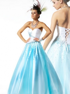 Discount Mac Duggal Quinceanera Dresses Style 81374H
