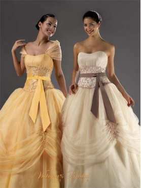 Discount Fascinating ball gown strapless floor-length sleeveless formal prom dress Dulce Mia 981743