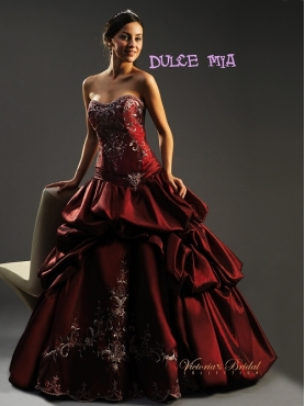 Discount Fascinating ball gown strapless floor-length sleeveless quinceanera dresses  991774