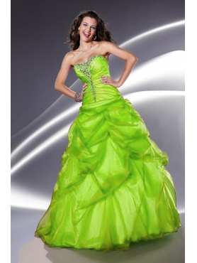 Discount Fascinating ball gown strapless floor-length sleeveless Tiffany Presentation 16850 Princess Dress