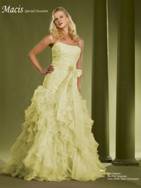 Discount Fascinating ball gown strapless floor-length sleevelessl Macis Quinceanera Gown 3953