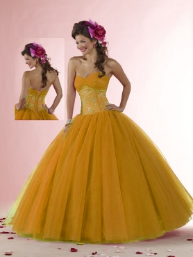 Discount Pretty ball gown sweetheart floor-length Fifteen by Precious Formals Quinceanera Dress QBA50018