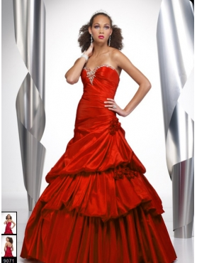Discount Sweet ball gown sweetheart  floor-length quinceanera dresses STYLE 3141