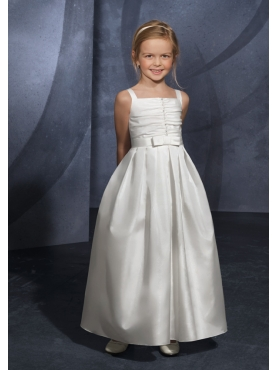 Discount Mori Lee Flower Girl Dresses Style 133