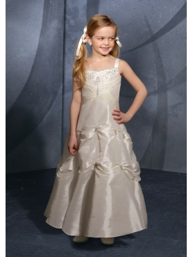Discount Mori Lee Flower Girl Dresses Style 135