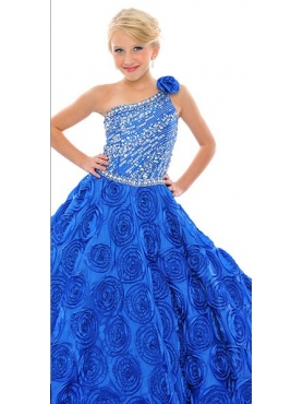 Discount Precious Flower Girl Dresses  Style PA10043