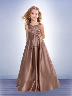 Discount Bill Levkoff Brown Flower Girl Dresses Style 37001