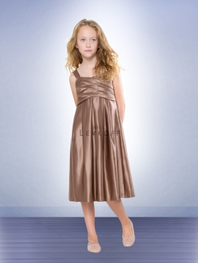 Discount Bill Levkoff Brown Flower Girl Dresses Style  37002