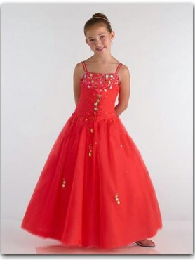 Discount Tiffany Designs Flower Girl Dresses Style 1391003